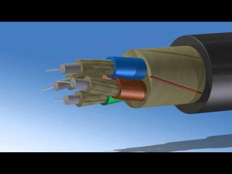 How It's Made: Harsh Environment Fiber Optic Cable