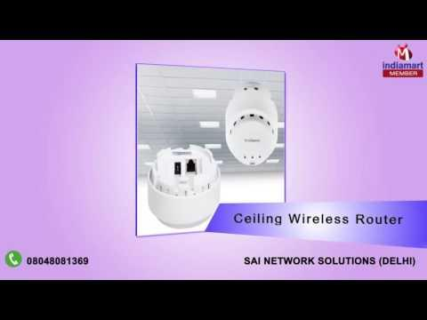 Routers And Switches By Sai Network Solutions, Delhi