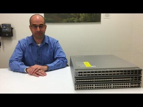 Building A Flexible And Scalable Data Center With Cisco Nexus 3100-V Switches
