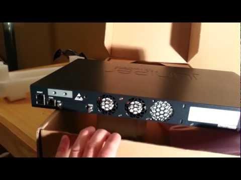 Juniper EX2200 Switch (Unboxing)