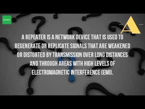 What Is The Use Of Repeater In Networking?