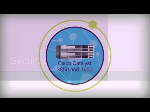 Cisco Catalyst 3850 And 3650 Switches