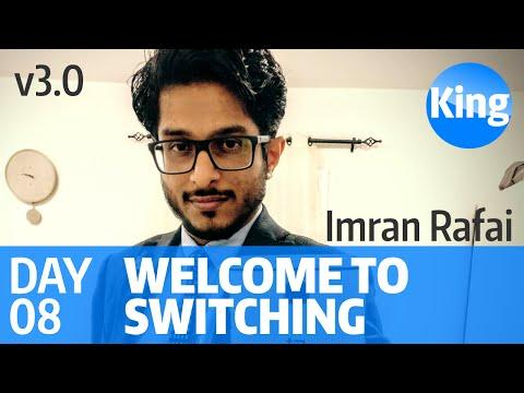 200-125 CCNA V3.0 | Day 8: Welcome To Switching | Free Cisco Video Training 2016 | NetworKing