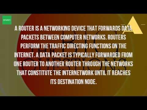 What Is A Router Used For In A Network?