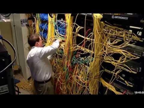 Data Center Clean Up Part 1
