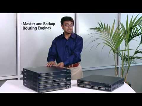 Juniper Networks EX3200/EX4200