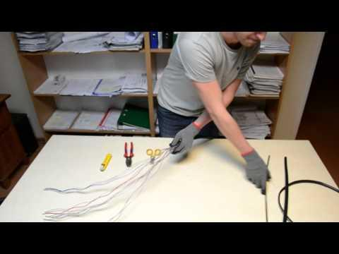 How To Strip Fiber Optic Cable